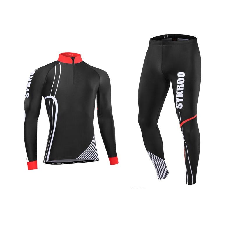 SYKROO Nordic Cross Country Skiing Race Suit