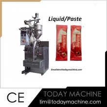 automatic juice liquid packaging machine, ice pop packing popsicle