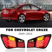 Tail Light Assembly for Cruze Chevrolet 2011 2012 2013 2014 Turn Signal Lamp Brake Reserving Light Driving Fog Light for Cruze