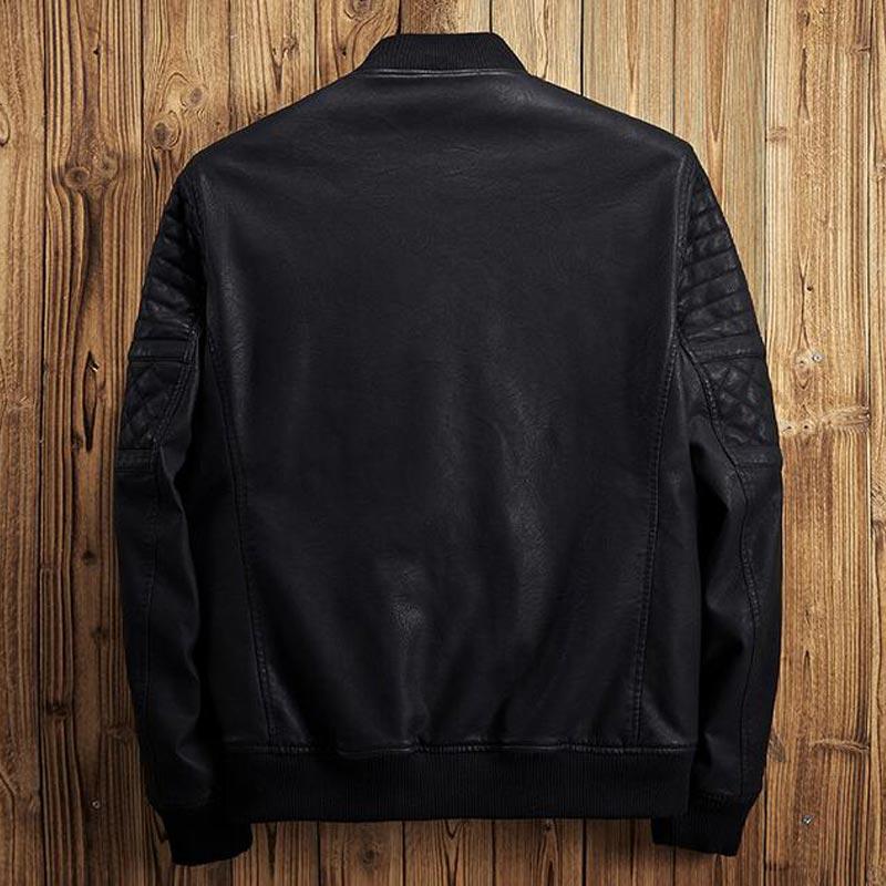 MWP449 Men winter warm pu jacket (14)