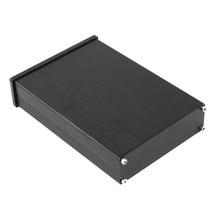 KYYSLB ブラックフロントパネル WA42 フルアルミデジタルアンプアンプ DAC デコーダアンプケース