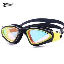 Professional Swimming goggles Men women Anti-Fog Brand water swim glasses arena Waterproof eyewear Swimming goggles