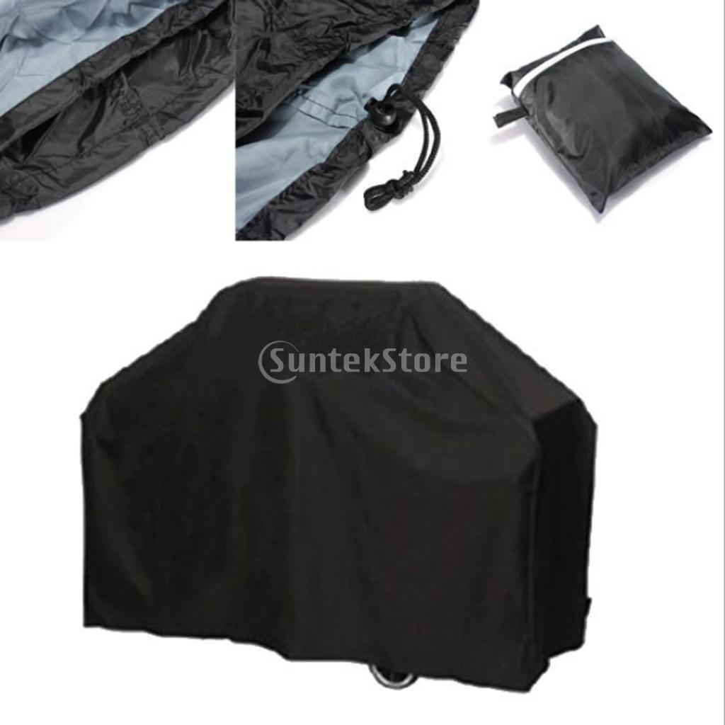 170cm Waterproof Outdoor BBQ Cover Gas/Electric Barbecue Grill Protection