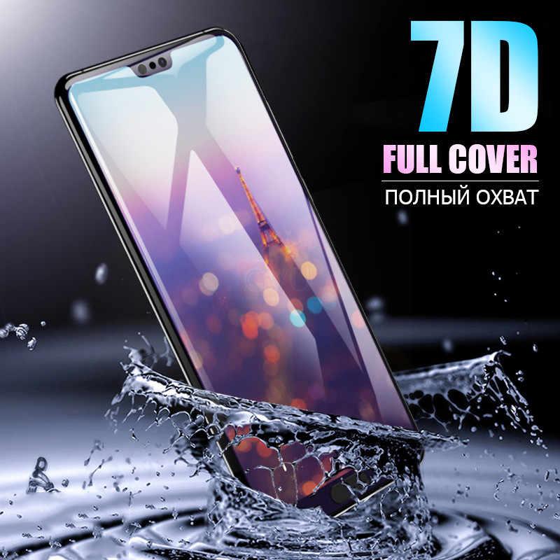 7D Film Hydrogel souple entièrement incurvé pour Huawei P30 P20 Pro Mate 20 Pro Lite protecteur d'écran pour Honor 8X Max 10 9 Film non verre