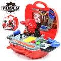 5 estilo juguetes para los niños herramienta y cocina y el Doctor y mercado y Dresser juego los niños de preescolar juguete clásico