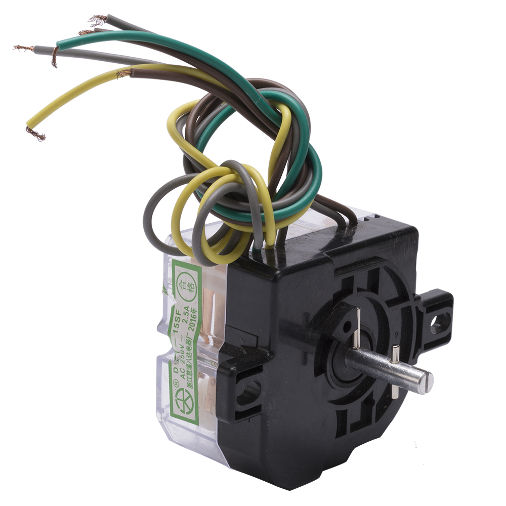 15 Minutes Washing Machine Timer Switch Six Wires 180 Degree Central Hole 70mm Automatic Washing Machine Parts DXT15SF