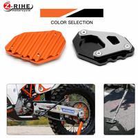 For 1050 1090 1190 1290 Kickstand Foot Side Stand Extension Pad Support Plate For For KTM