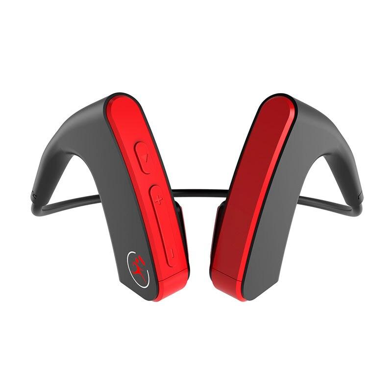Expédition en 48 heures! Bluetooth BT4.1 casque sans fil écouteurs de Conduction osseuse casque de Sport en plein air avec micro avec boîte