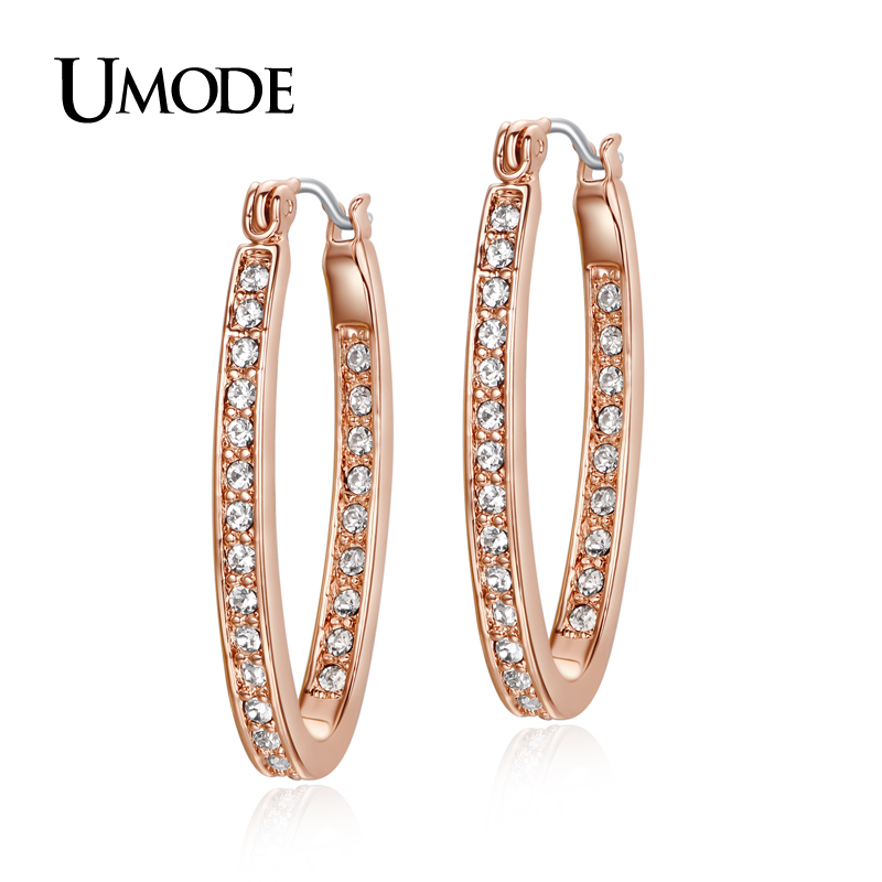 Buy umode brand hot selling fashion oval for Buying jewelry on aliexpress