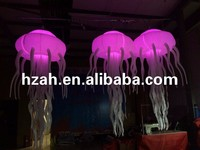 Lights Inflatable Jellyfish Balloon For Sale