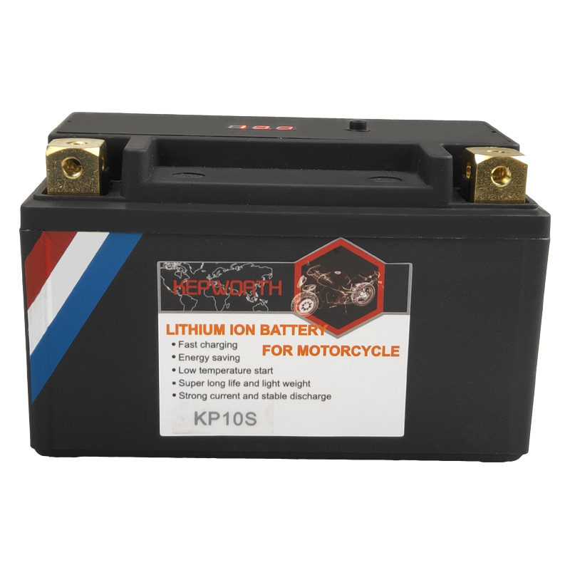 Motorbike KP10S LiFePO4 Battery 12V 10Ah with BMS