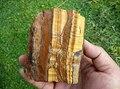 400-500g Natürliche tiger eye Kristall original-stein Quarz Kristall Probe