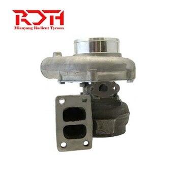 Турбонагнетатель Radient GT3571 87840734 452134-0002 452134-5002S 4521340002 турбонагнетатель для Ford New Голландии трактор TM135 CNH