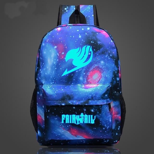 Fairy Tail Star Magic Guild Logo Shoulder Bag