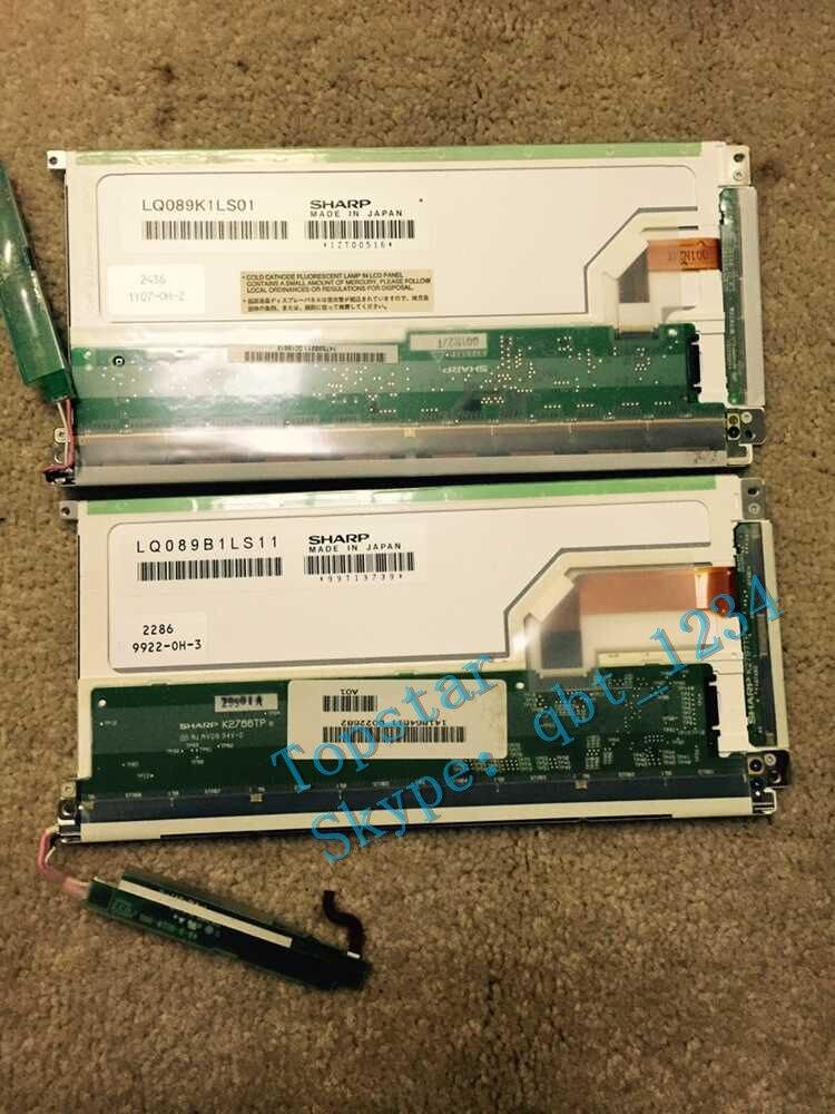 Original LQ089K1LS01 LQ08B1LS11 for SONY PCG-C1MR BP LCD Display Screen Panel One year warrantyOriginal LQ089K1LS01 LQ08B1LS11 for SONY PCG-C1MR BP LCD Display Screen Panel One year warranty