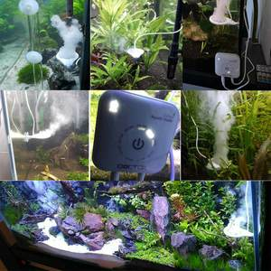 Image 2 - 3th Generation Chihiros Arzt Braun/Seide Algen Entferner Twinstar Anlage Fisch Garnelen Aquarium Reiniger Reinigung Werkzeuge Liefert