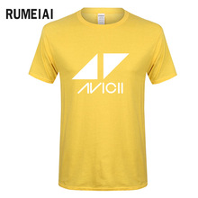 DJ Avicii Logo T-shirt