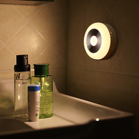 Usb Charging Bderoom Bedside Night Lamp Living room Wall Night Light Corridor Stair Night lighting Bathroom Lamp