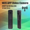 C11 Alta Calidad Mini WiFi HD 1080 P Mini Cámara de Vídeo H.264 IR de Visión Nocturna Cámara de La pluma Grabadora de Voz Digital Portátil grabación