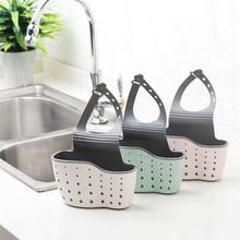 Useful Suction Cup Kitchen Sponge Drain Holder TPR Rubber Toilet Soap Shelf Organizer Storage Rack Basket Wash Cloth Tool
