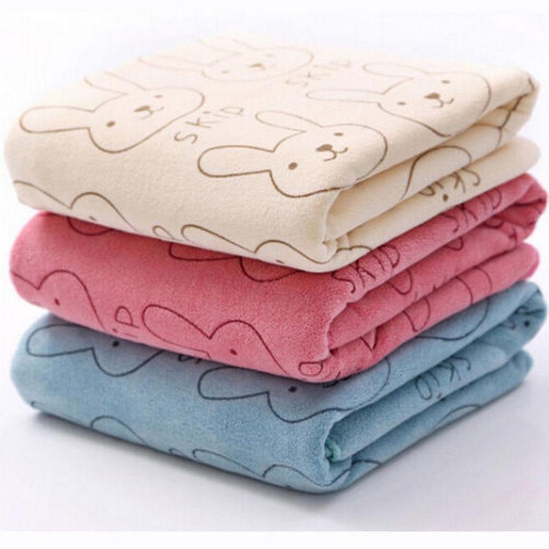 newborn-infant-baby-kids-bath-towel-soft-flannel-hooded-cotton-bunny-rabbit-animal-cute-casual-new-hot-sale-2018