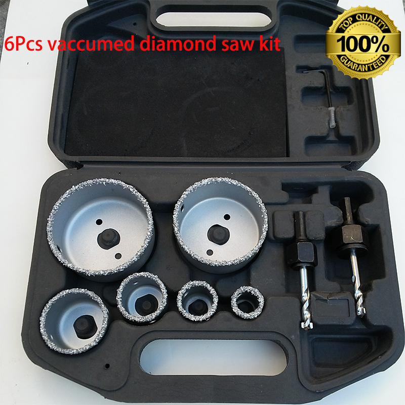 free shipping vaccumed diamond saw for hole for marble granite brick and tiles glass process at good price and export quailty wood working tool kit 12mm shaft diamond grinding head for marble granite stone and tiles glass at good price export quality
