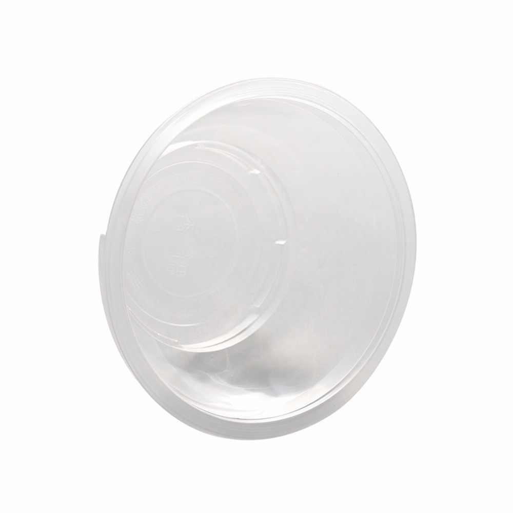20 Pcs Outdoor Picnic Party Camping Disposable Bowls Clear Plastic Disposable Rice Serving Bowl Kitchen Storage Tool 7*5*12cm