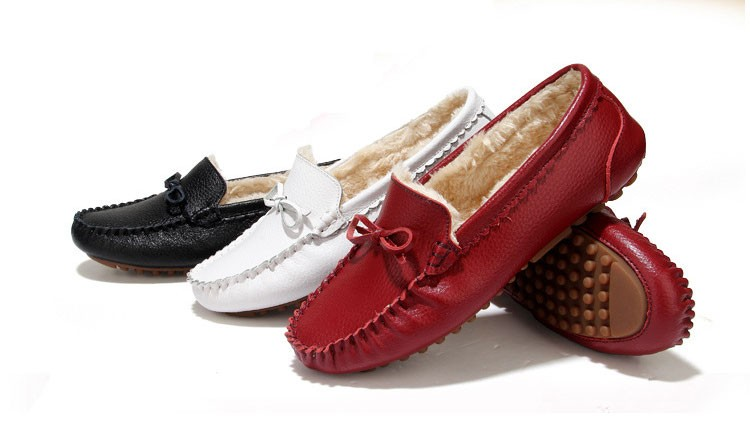 AH 5710  (1) women winter loafers