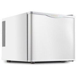 Холодильник, 60 Вт, мощность 17 л, электрический, закаленное стекло, одна дверь, холодный и теплый, бытовой, маленький холодильник