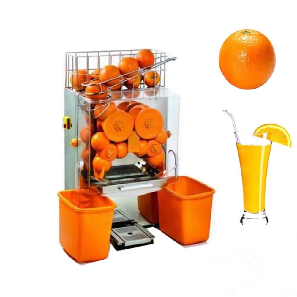 120 w automatique orange presse-agrumes commercial orange frais s agrumes citron extracteur 220 v/110 v