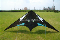 free shipping high quality 1.8m Sea monster dual line stunt kites with handle line power kites sale weifang kites toys hcskites