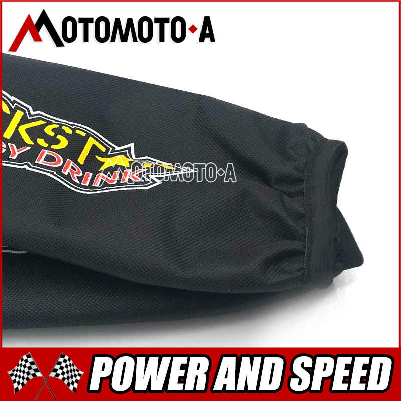 26 cm 34 cm Motorfiets Achter Vork Schokdemper Cover Protector Guard Suspension Cover Wrap Set Voor Dirt Bike Pit pro