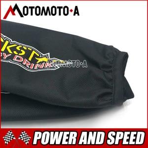 Image 1 - Housse de protection pour fourche arrière de moto 26cm 34cm, protection de Suspension pour Dirt Bike Pit Pro