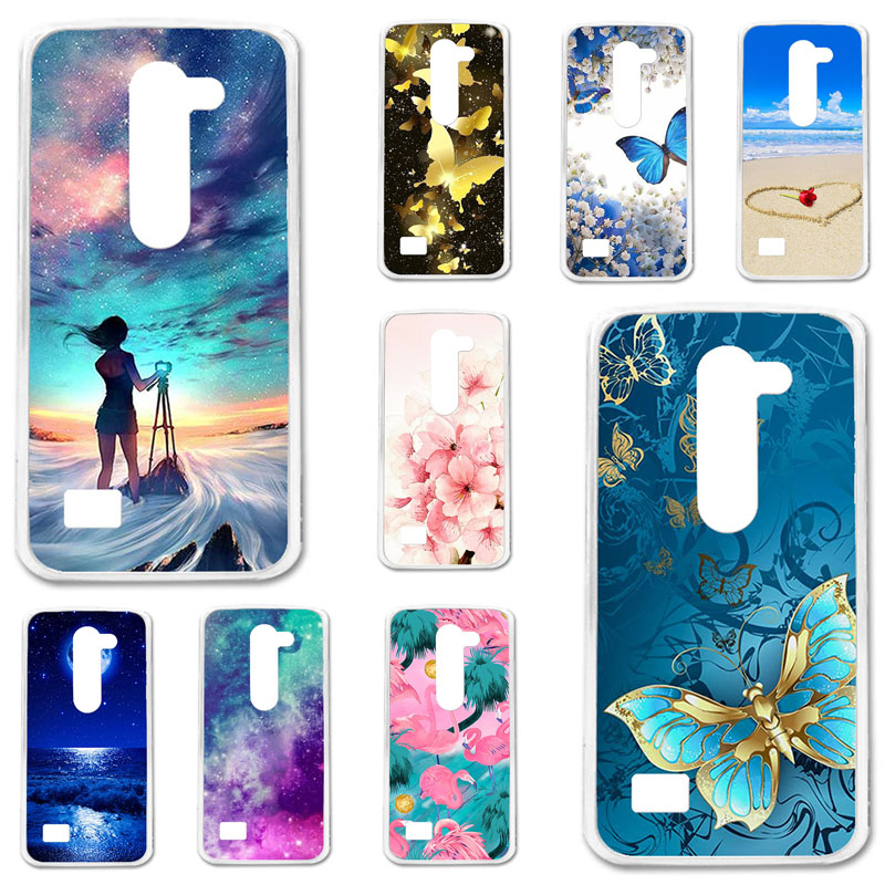 TPU <font><b>Cases</b></font> For <font><b>LG</b></font> <font><b>LEON</b></font> Tribute 2 <font><b>4G</b></font> <font><b>LTE</b></font> C40 <font><b>Case</b></font> Silicone Bumper For <font><b>LG</b></font> H340N Y50 H320 C50 H324 H340 LS665 4.5 inch Phone Cover image