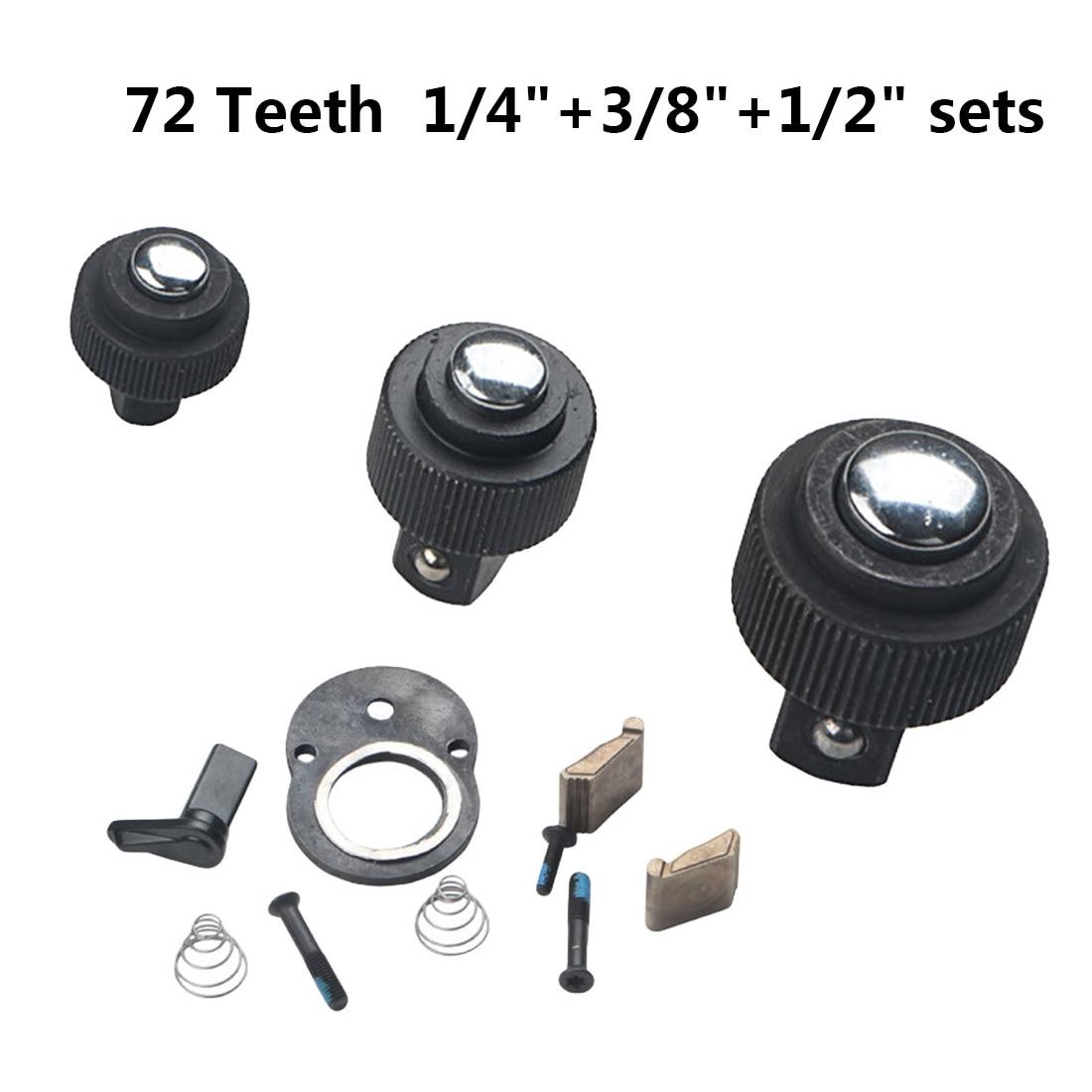 Ratchet Wrench Part Kit 1/4