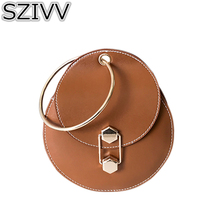Women Crossbody Bags Korean Personality Ring Handle Handbag Candy colored Mini Cute bag Trend Chain Shoulder