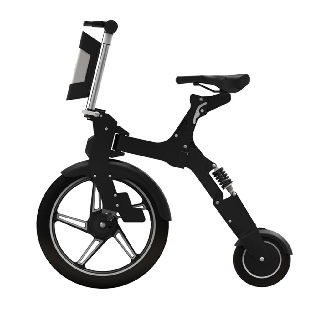 36v 250w Mini Q Folding Electric Bike Bicycle For Adult