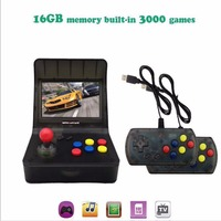 1 Pc/Box Classic 3000 TV Game Mini Arcade Came Console for Family Recreation and Party