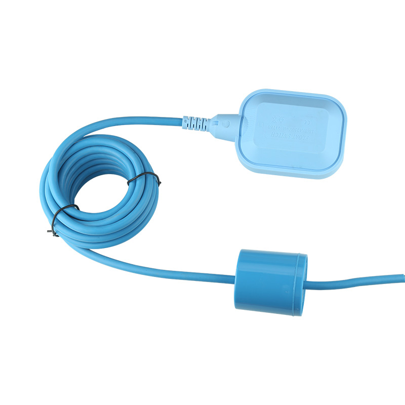 Silicone Wire High Temperature Float Switch Automatic Water Level Controller Water Tower Water Tank Pump Float Level Controller new high quality float switch liquid fluid water pump level no nc controller sensor 2 meter cable free shipping