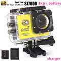"""Original 2.0 Lcd WIFI sport  Action Camera 2.0""""LCDHD1080P camcorder hd camera Diving 30M Waterproof Sport DV go pro style camera"""