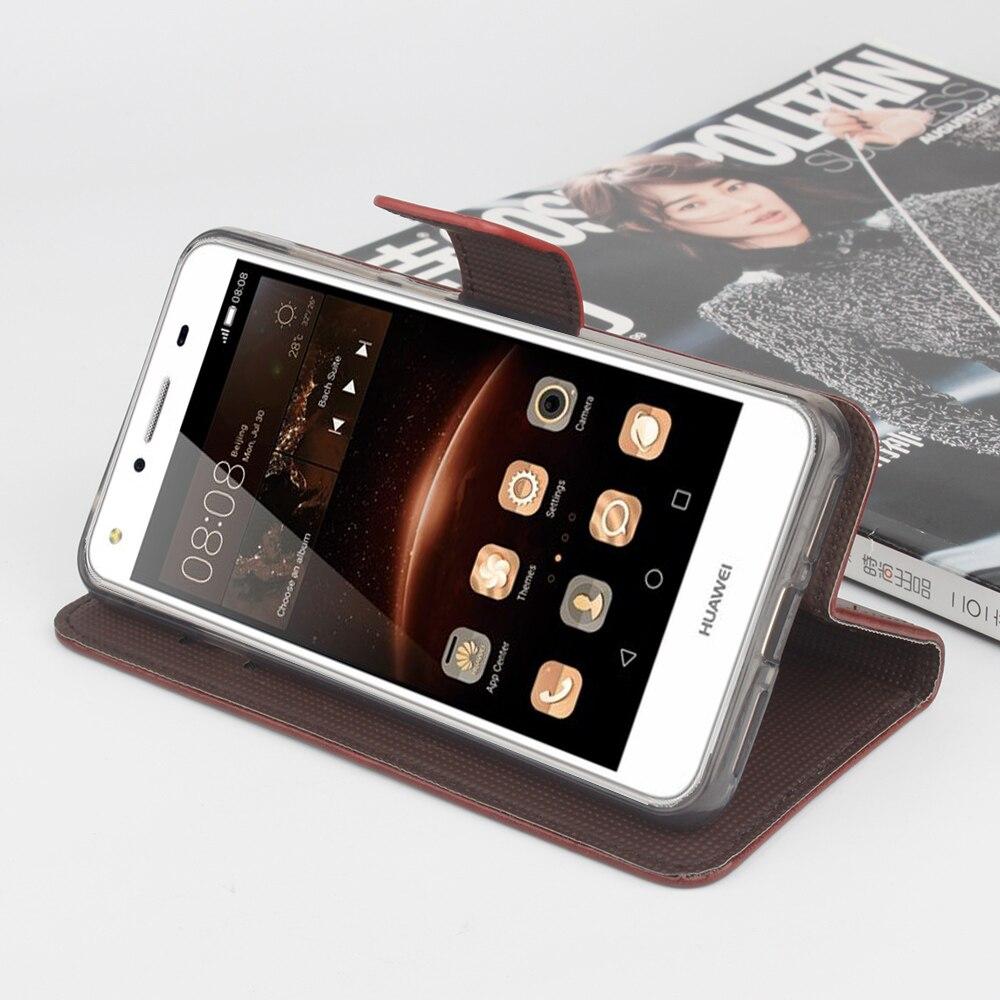 Δερμάτινη θήκη για πορτοφόλι για Huawei - Ανταλλακτικά και αξεσουάρ κινητών τηλεφώνων - Φωτογραφία 4