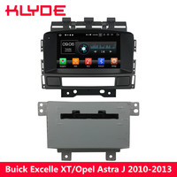 KLYDE 4G Octa Core Android 8.0 4GB RAM 32GB ROM Car DVD Multimedia Player Radio For Opel Astra J/Buick Excelle GT XT 2010 2013