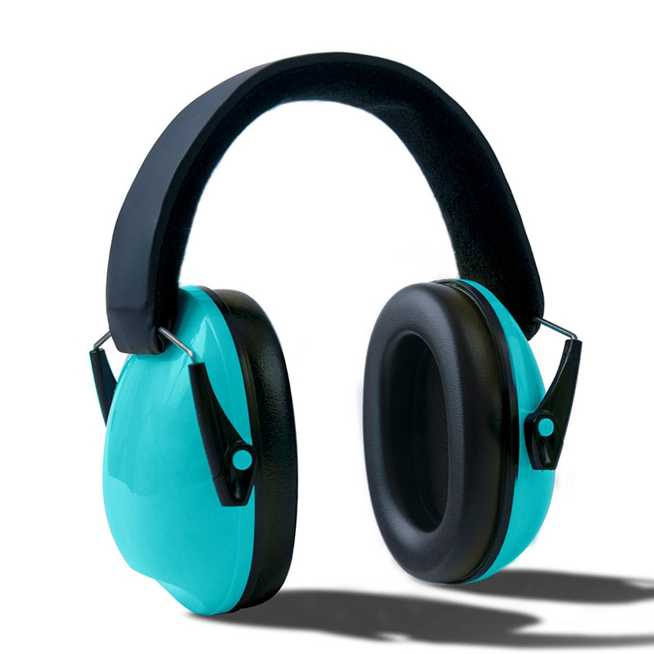 New Arrival Adjustable Hearing Protection Safety Sound Ear Muff Ear Defenders Ears Protectors Cute For Children Baby Safe forest defenders