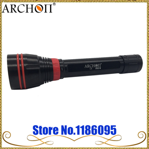 Image 3 - Free shipping Archon DY02 DY02 W 4000lumens 6500K Diving Light Underwater Torch with Battery and Charger Included
