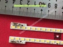 2 peças/lote BN64 01639A 2011svs40 fhd 5k6k l/r JVG4 400SMA R1 (10.11.09) 1 pçs = 62led 440mm esquerda e direita