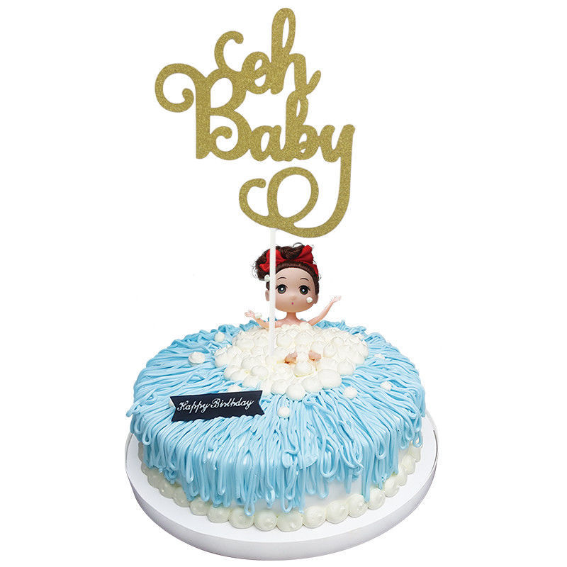 Worldwide Delivery 20th Birthday Cake Topper In Nabara Online
