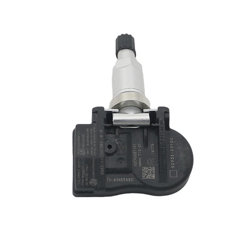 Image 4 - 52933 D9100 433 Mhz de Monitor de presión Sensor TPMS para picanto Kia SPORTAGE 17 19 SORENTO 18 19 Génesis g90 17 18 HYUNDAI 2018-in Sistemas de control de la presión de neumáticos from Automóviles y motocicletas on AliExpress