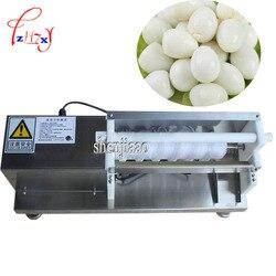 30 kg/h wysokiej wydajności automatycznych Sheller handlowych przepiórki jaj maszyna do ostrzału z do obierania ze stali nierdzewnej łuszczarka 110 v/220 V