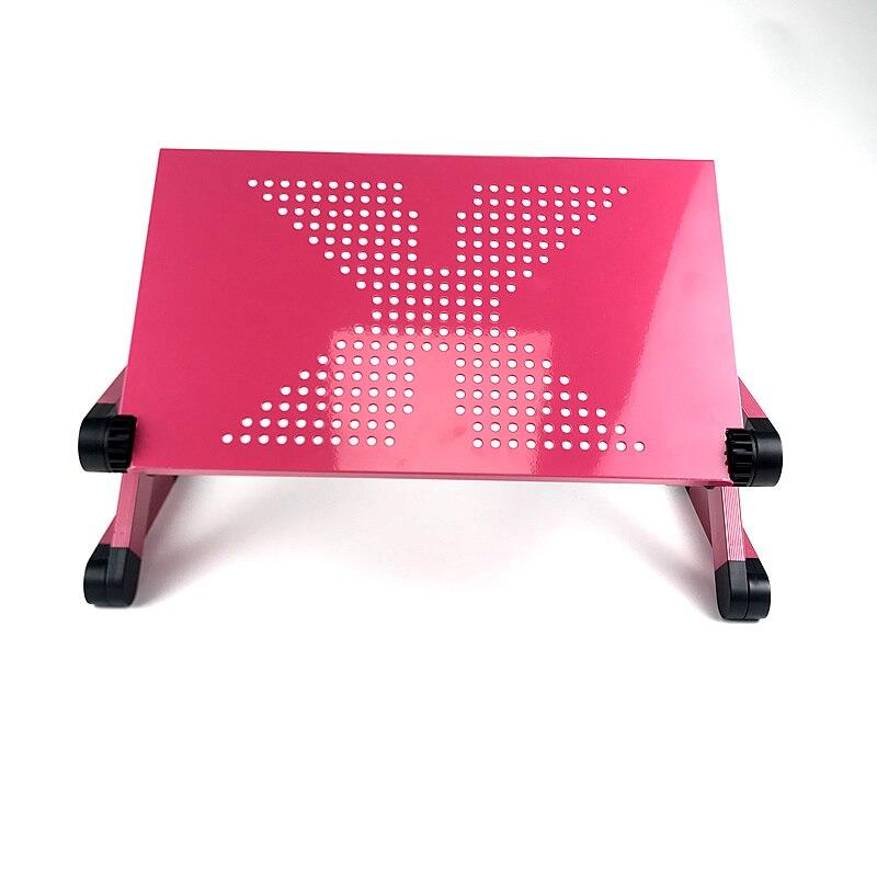Support pliant pour ordinateur portable ultra-léger en alliage d'aluminium