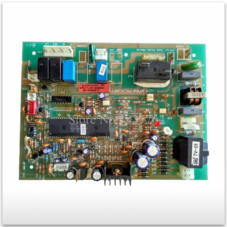 95% new Air conditioning computer board circuit board KFRd-62/71L/(JXF) KFRd-71L/E(F) 0010400911 good working 95% new for haier refrigerator computer board circuit board bcd 198k 0064000619 driver board good working